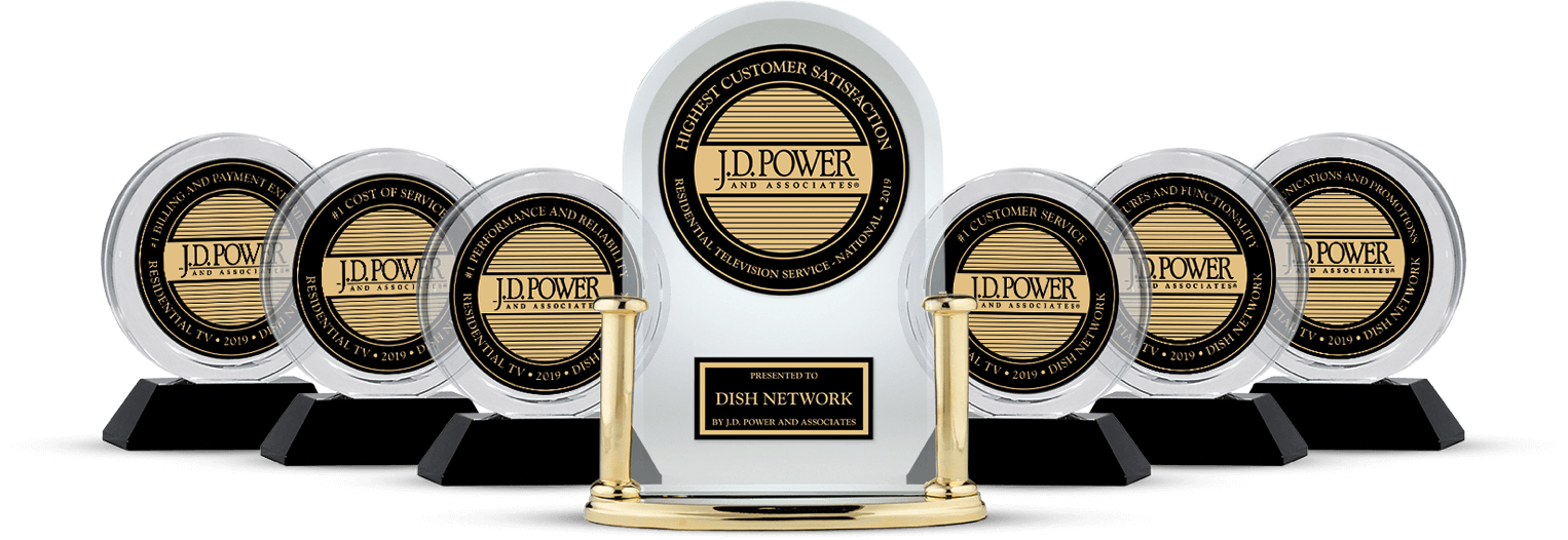 DISH Customer Satisfaction - Ranked #1 by JD Power - InterSat Communications Satellite and Computer Repair in Hibbing, Minnesota - DISH Authorized Retailer